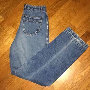 Vintage grapevines mom 80s jeans size 13